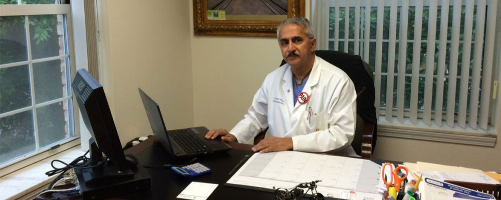 Dr. Sayeed  Khan, MD Pain Specialist
